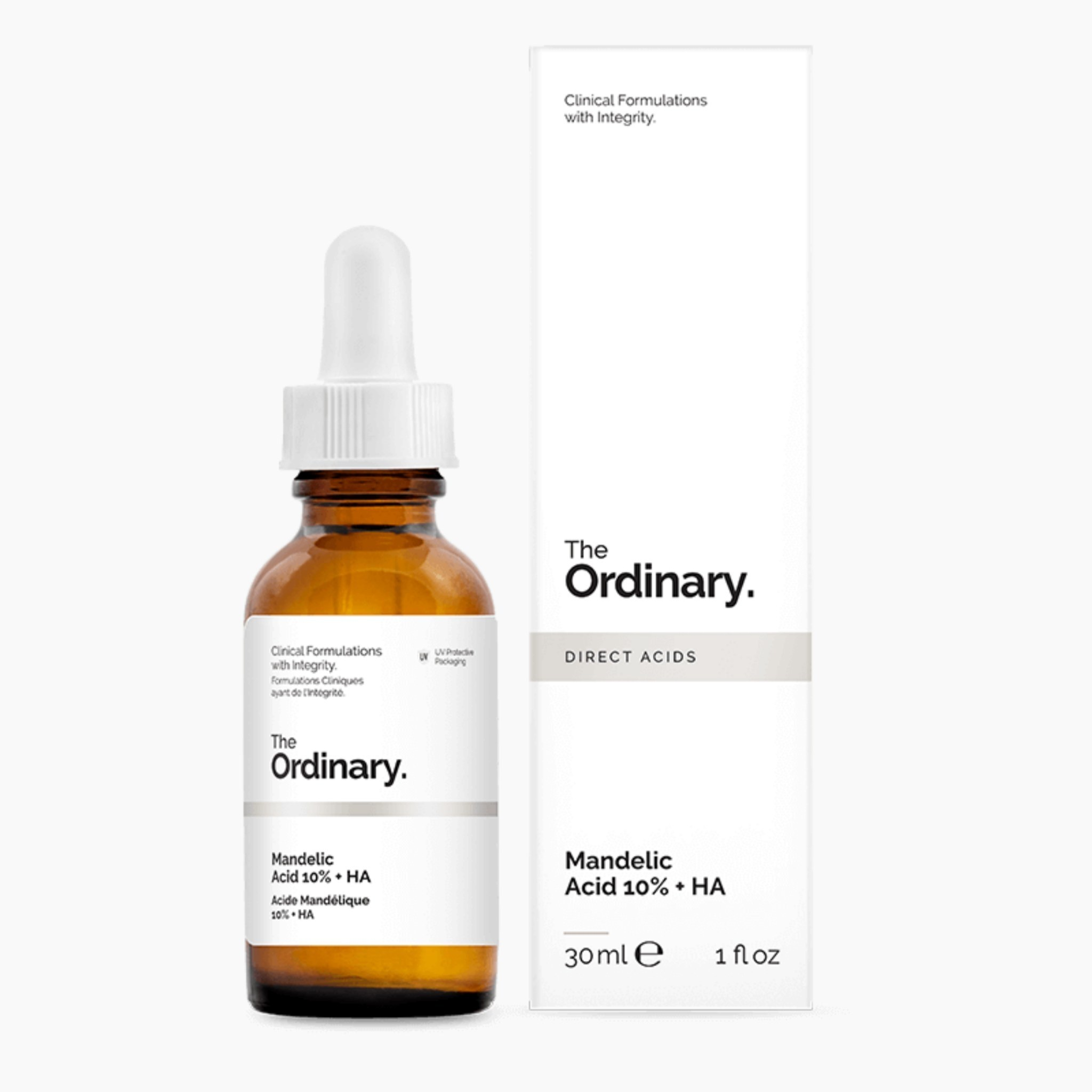 Сыворотка The Ordinary Mandelic Acid 10%+ HA 30 ml