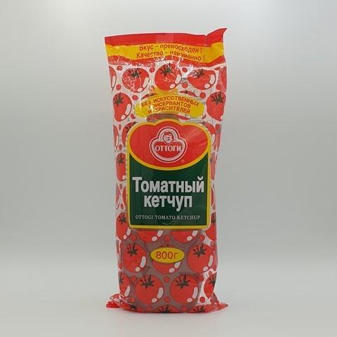Кетчуп томатный Оттоги OTTOGI