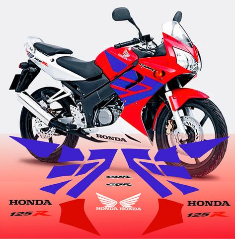 Набор наклеек HONDA CBR 125R 2004