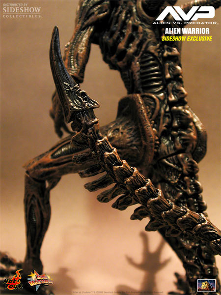 Alien vs. Predator - Alien Warrior Model Special Edition MMS29