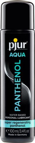 Лубрикант на водной основе с пантенолом pjur AQUA Panthenol - 100 мл. - Pjur pjur AQUA 13610