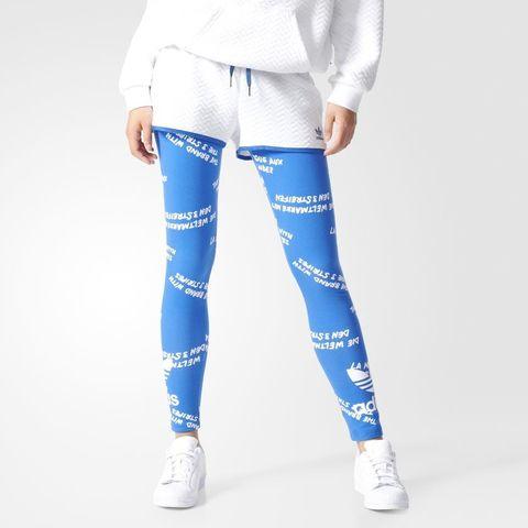 Шорты женские adidas ORIGINALS Slim