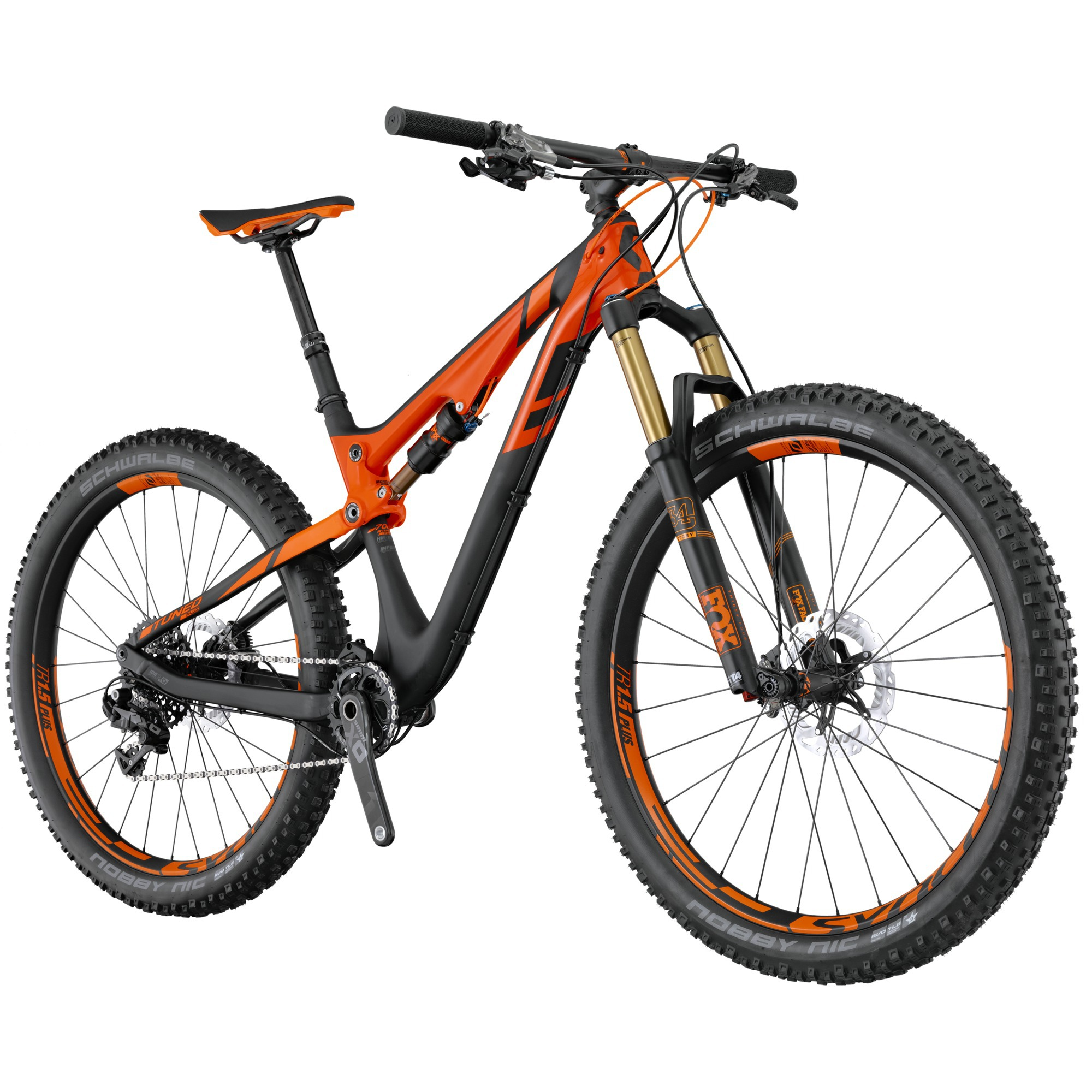 Scott Genius 700 Tuned Plus (2016)