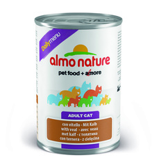 Консервы (банка) Almo Nature Daily Menu Veal