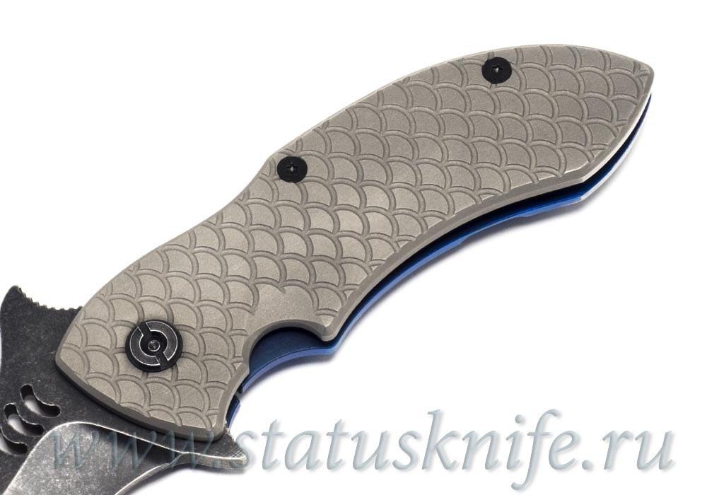 Нож Quartermaster Mr.Furly QSE-4TT - фотография