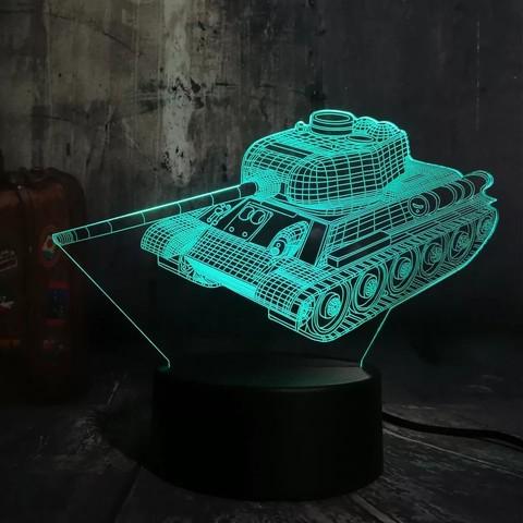 Ночник Танк Т-34