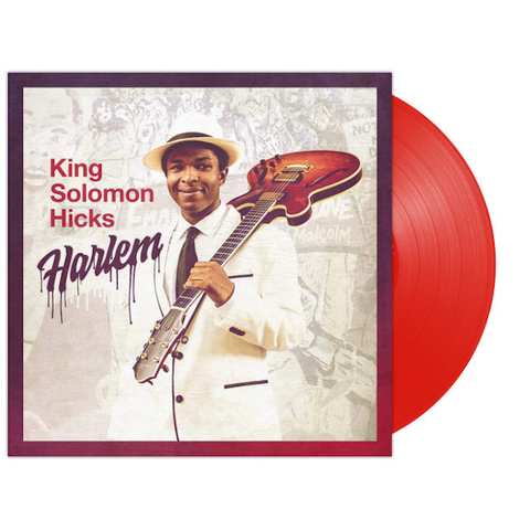 King Solomon Hicks / Harlem (Coloured Vinyl)(LP)