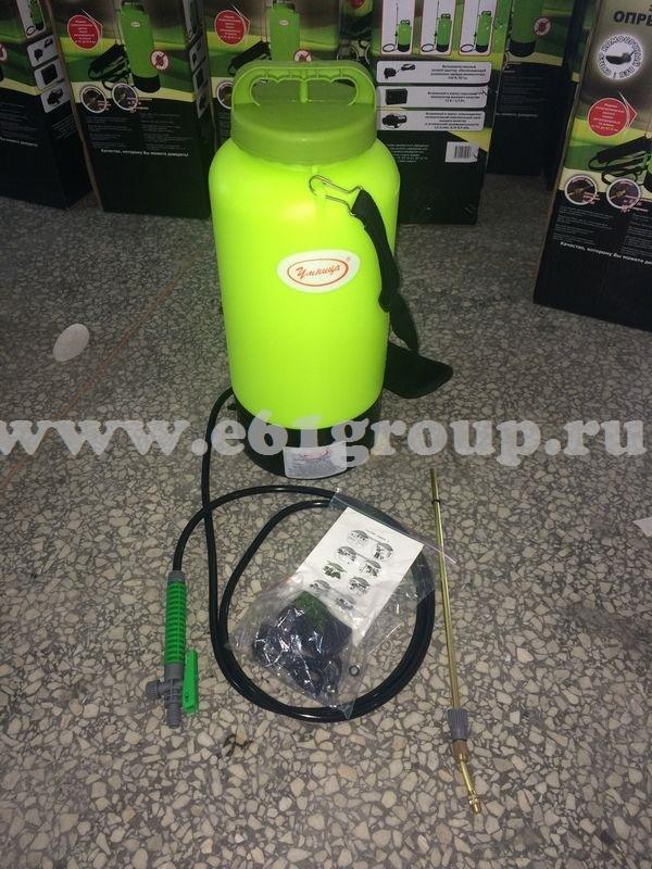 Опрыскиватель электрический Комфорт (Умница) ЭО-8 отзывы