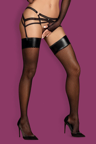 Чулки Darkie Stockings Obsessive
