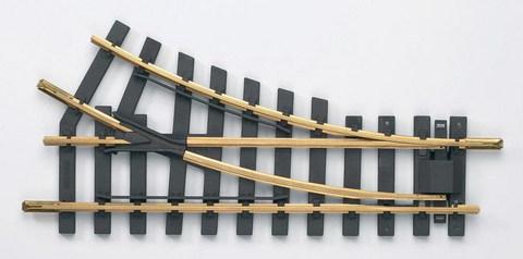 PIKO 35221 Стрелка ручная правая G-WRR1, 1:22,5