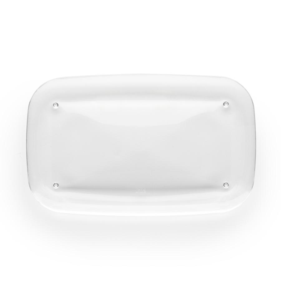 Органайзер для мелочей Droplet прозрачный Umbra 1005786-165 | Купить в Москве, СПб и с доставкой по всей России | Интернет магазин www.Kitchen-Devices.ru