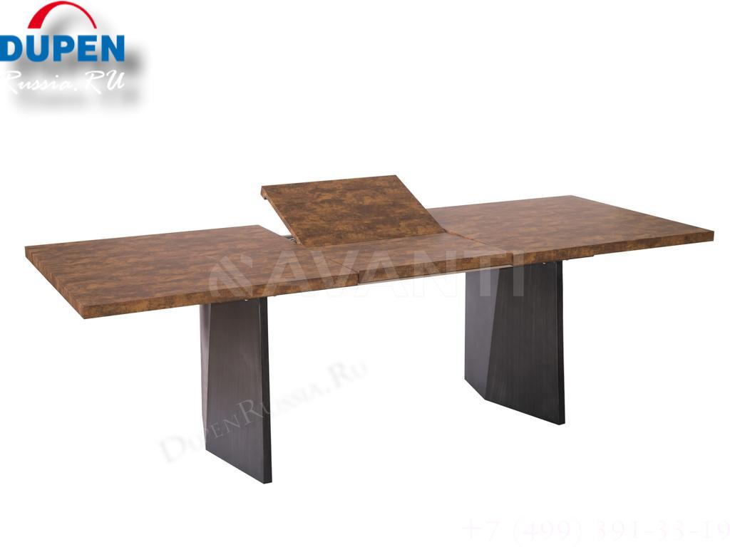Стол обеденный AVANTI LUXOR (180) COPPER (медь)