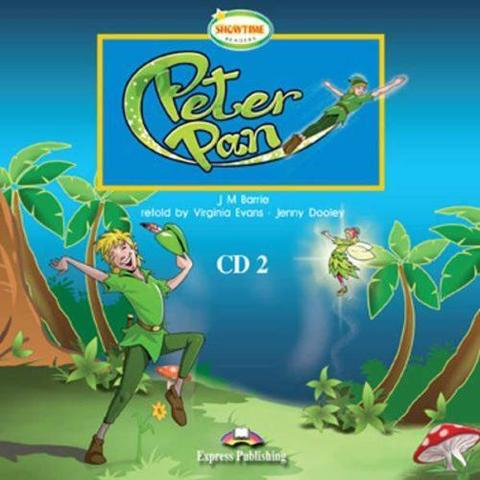 Peter Pan. Аудио CD 2.