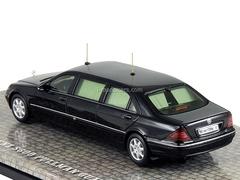 Mercedes-Benz Pullman Guard W220 President V. Putin's first term DIP 1:43