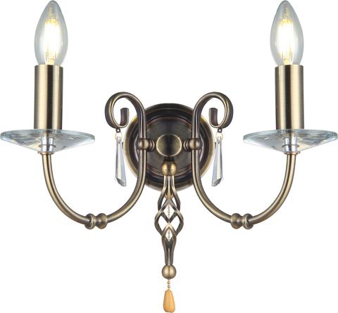 INL-6141W-02 Antique brass