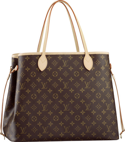 Сумка Neverfull Monogram MM