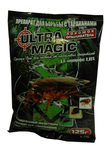 Препарат для борьбы с тараканами