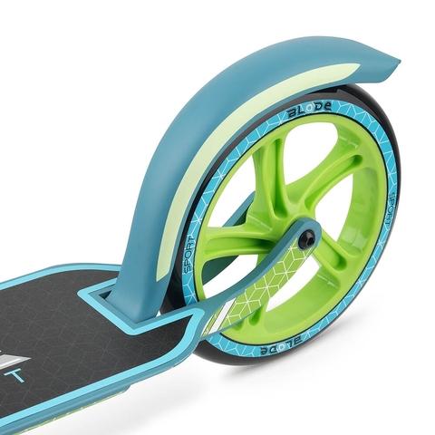 купить городской самокат blade sport fresh 205 голубой