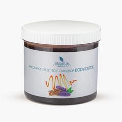 Массажное средство с солодкой Body-detox (500 мл)