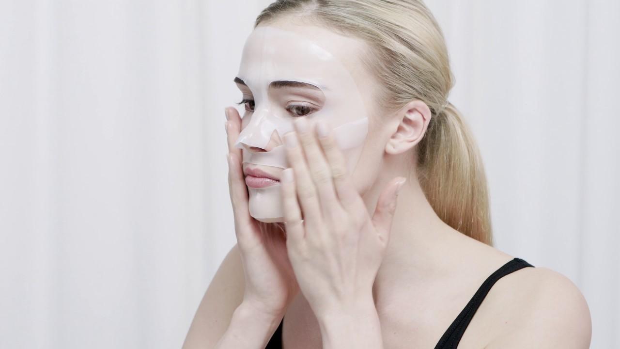 Маска для лица Verso Deep Hydration Mask