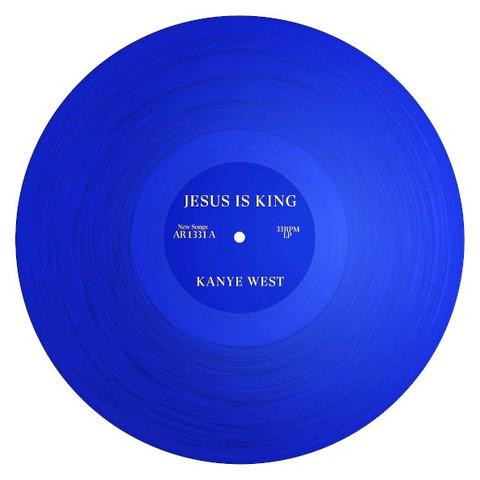 Kanye West / Jesus Is King (Coloured Vinyl)(LP)