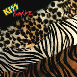 Kiss ‎/ Animalize (CD)