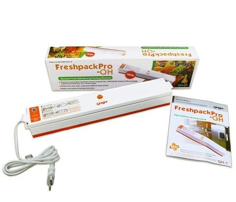 Вакуумный упаковщик для продуктов Freshpack Pro