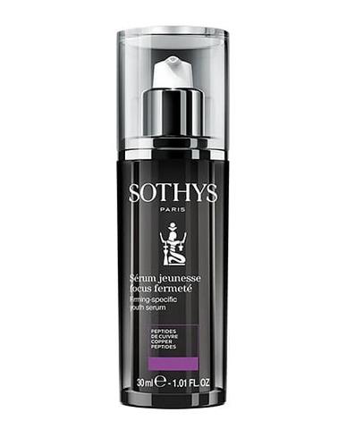Омолаживающая сыворотка для укрепления кожи (эффект RF-лифтинга) Sothys Firming-Specific Youth Serum Anti-age, 30 мл.