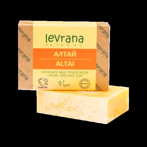 Levrana Натуральное мыло ручной работы Алтай, 100гр