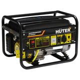 Газо-бензиновый генератор Huter DY4000LG - фотография