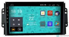 Штатная магнитола для Chery Tiggo 3 16+ на Android 6.0 Parafar PF986Lite