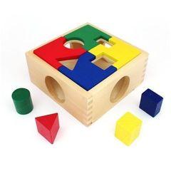 Игрушки из дерева Сортер