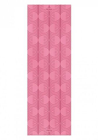 Легкий коврик для йоги Non slip Tulip 183*61*0,6 см