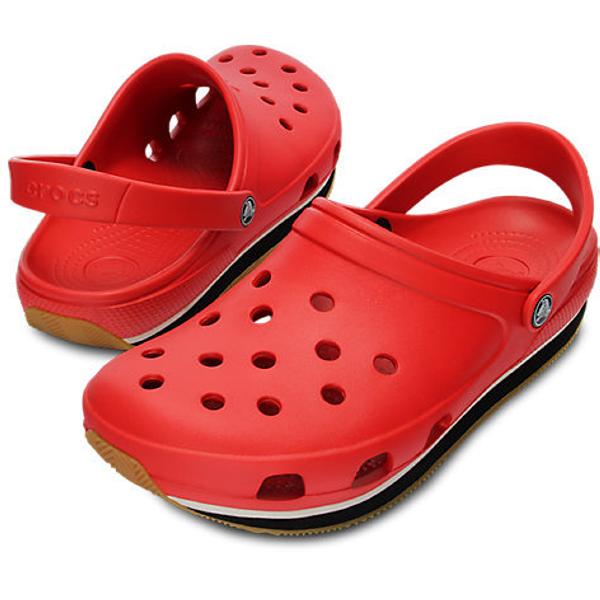 Сабо Crocs Retro Clog Red / Black