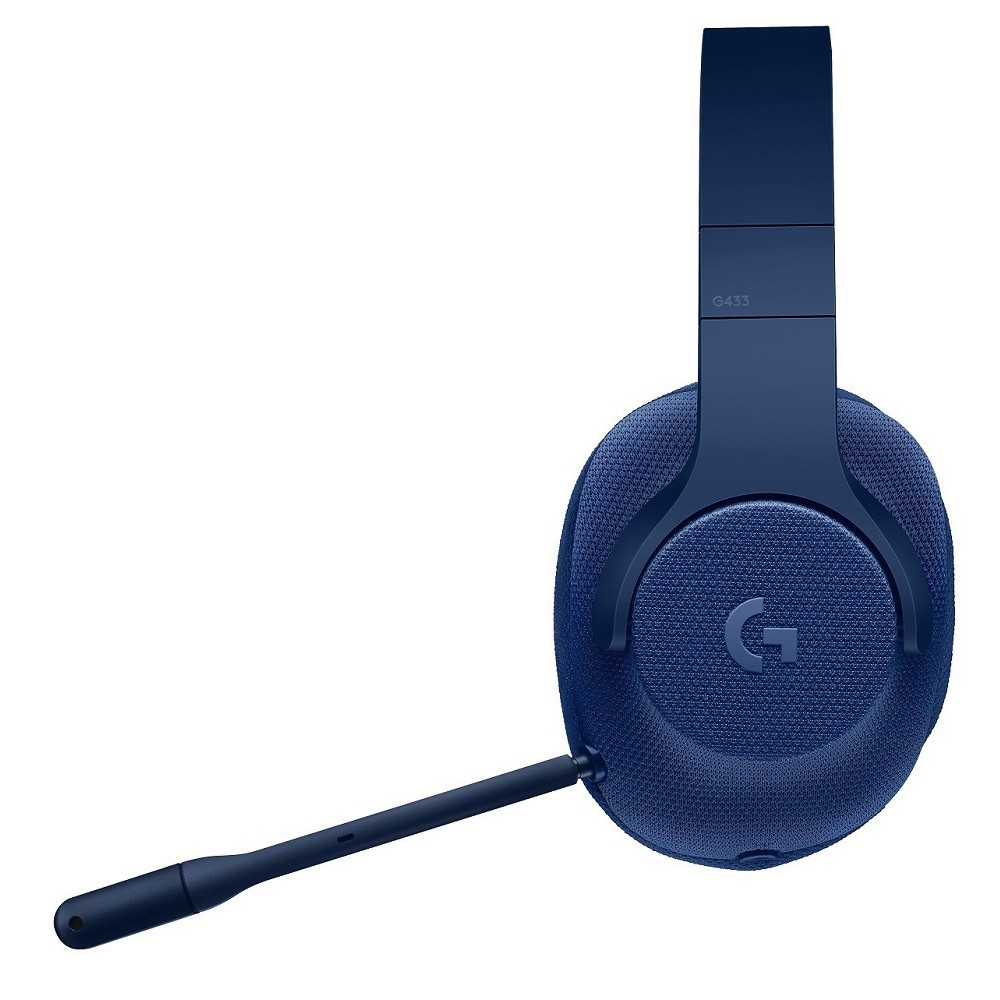 LOGITECH G433 Royal Blue