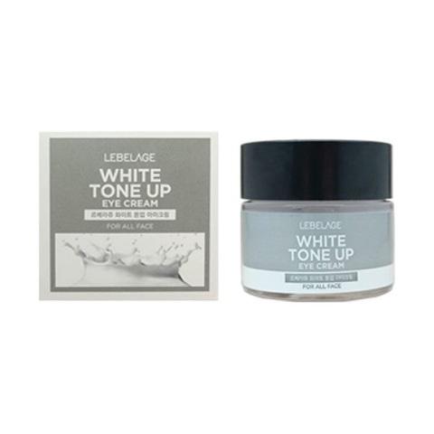Крем для глаз осветляющий Lebelage Eye Ampule Cream White Toneup 70мл
