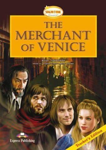 Merchant of Venice. Венецианский купец. Книга для учителя