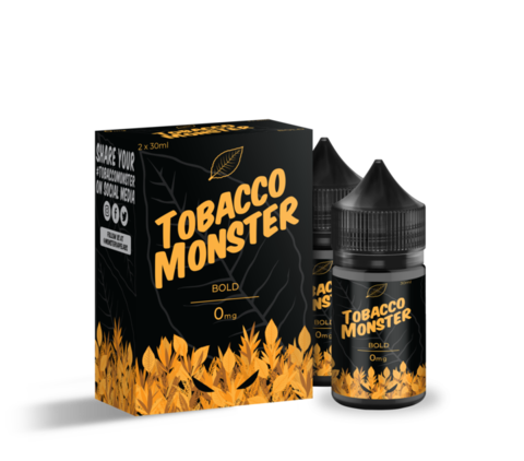 Bold by Tobacco Monster 30/60мл