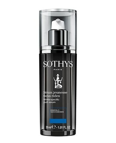 Sothys Wrinkle-Specific Youth Serum Anti-age омолаживающая сыворотка для разглаживания морщин (эффект филлера) 30 мл.