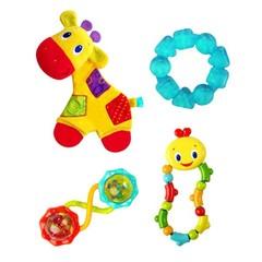 Bright Starts Подарочный набор развивающих игрушек
