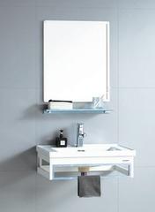 Комплект мебели для ванны River LAURA 705 BU голубой