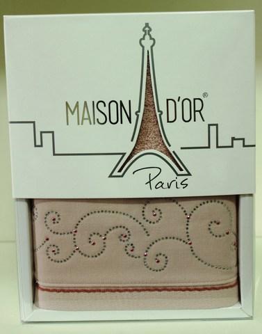 DALIY  ДАЛИИ полотенце махровое в коробке Maison Dor Турция