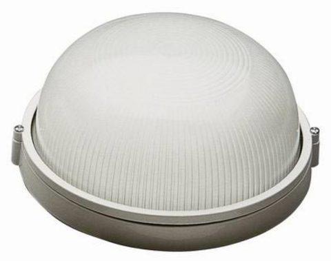 Светильник НПБ1101 белый/круг 100Вт IP54 TDM