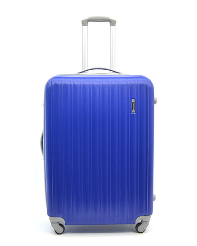 Чемодан Ananda APL-833 Синий (M)