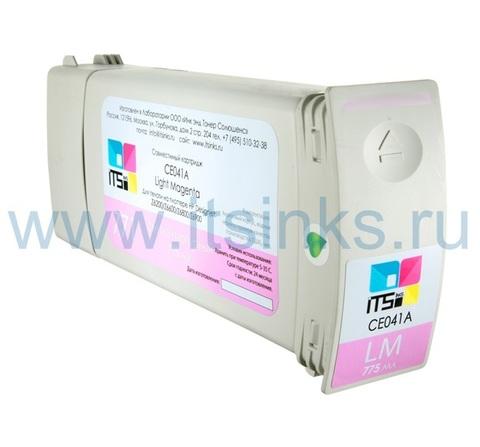 Картридж для HP 771 (CE041A) Light Magenta 775 мл