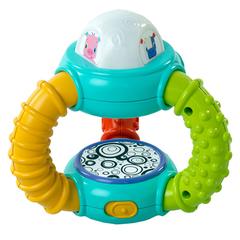 Bright Starts Развивающая игрушка «Музыкальный светлячок» (музыка,свет)(8978)