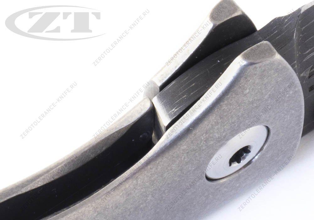 Нож MF-1 TKI 2020 Les George - фотография