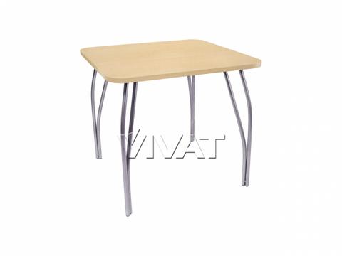 Стол обеденный квадратный LС (OC-11) Медовое дерево