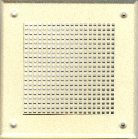 Решётка 210*210 шагрень 1013, мелкая клетка