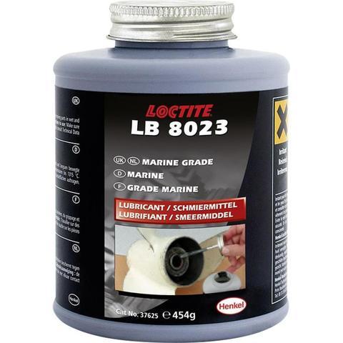 LOCTITE LB 8023 Смазка противозадирная, стойкая к вымыванию водой, банка с кистью